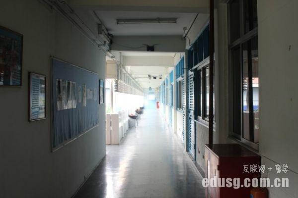 新加坡英华中学位置