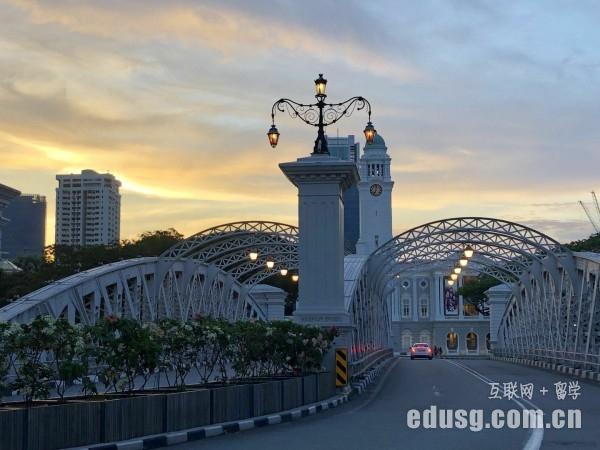 新加坡女子中学学费