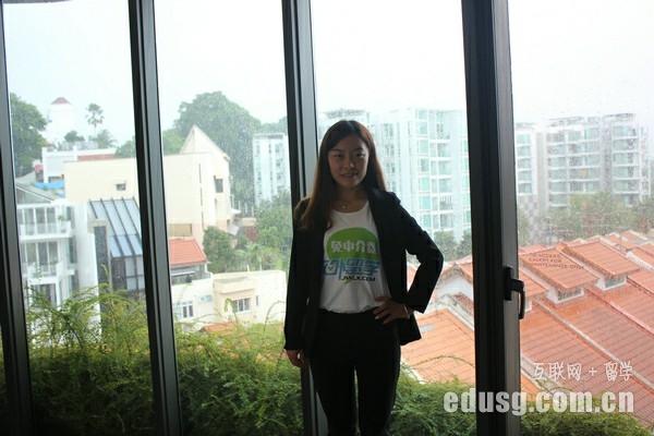 新加坡留学如何选专业