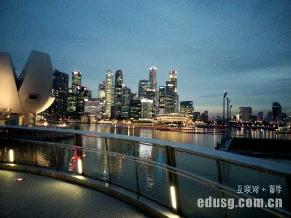 新加坡计算机硕士就业