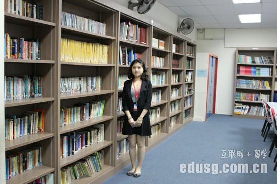 高二学生赴新加坡留学
