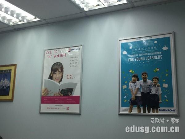 新加坡读a水准考试科目
