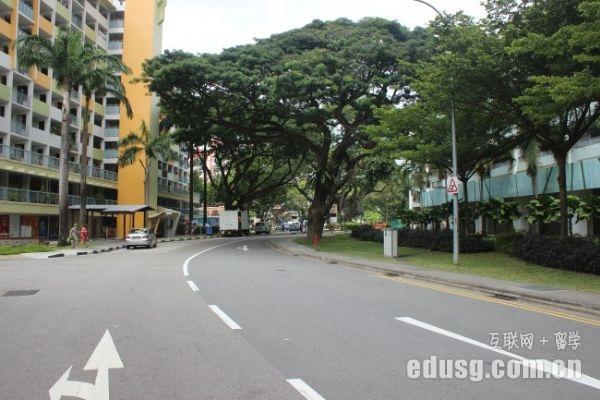 在新加坡留学一年花费多少