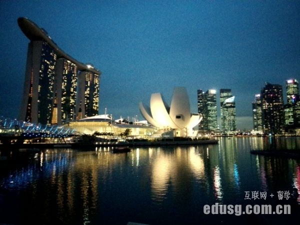 新加坡申请留学时间
