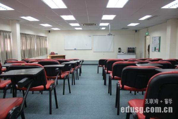 新加坡授课型硕士和研究型硕士