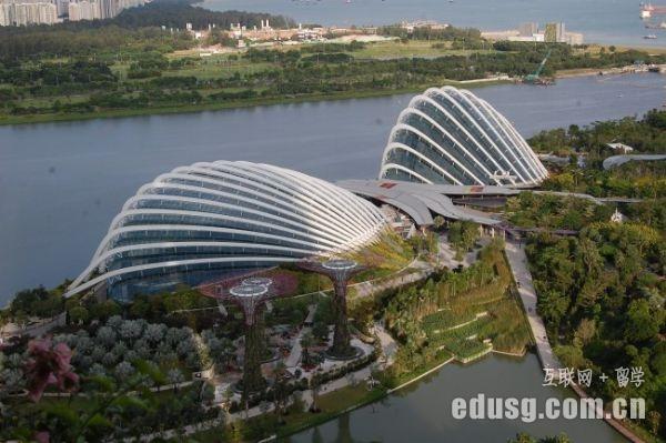 新加坡留学一年总费用