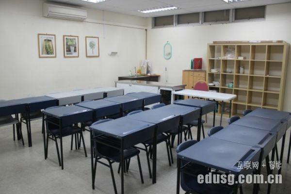 新加坡博伟国际教育学院英文课程