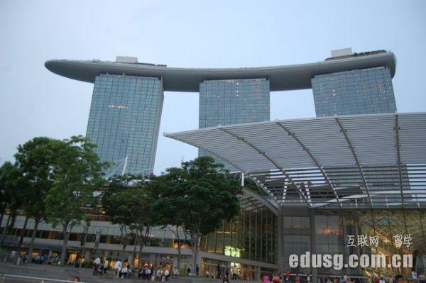 新加坡工科就业前景