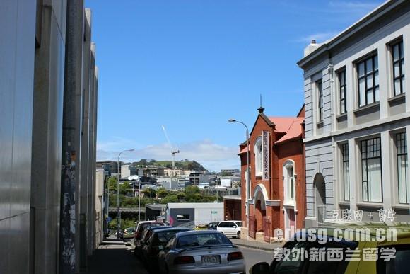 成人高中申请新西兰留学