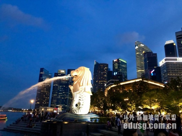 新加坡硕士专业排名
