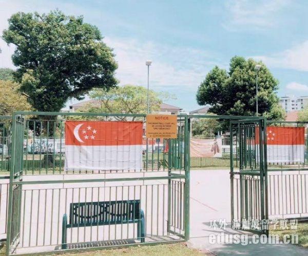 新加坡小学留学一般多少费用
