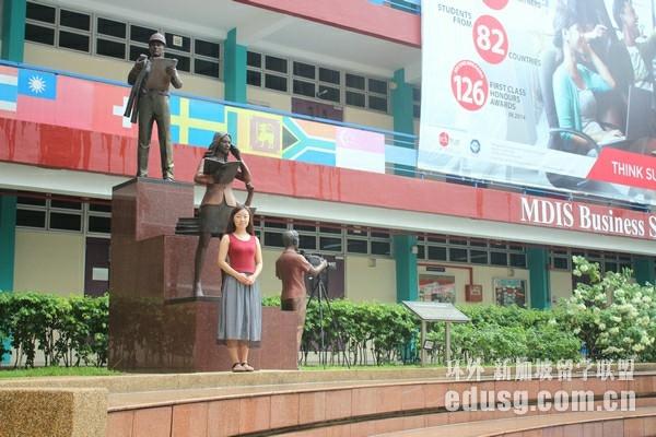 新加坡A水准考试考不上怎么办-新加坡管理发展学院