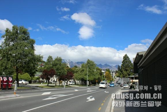 2020新西兰公立大学排名