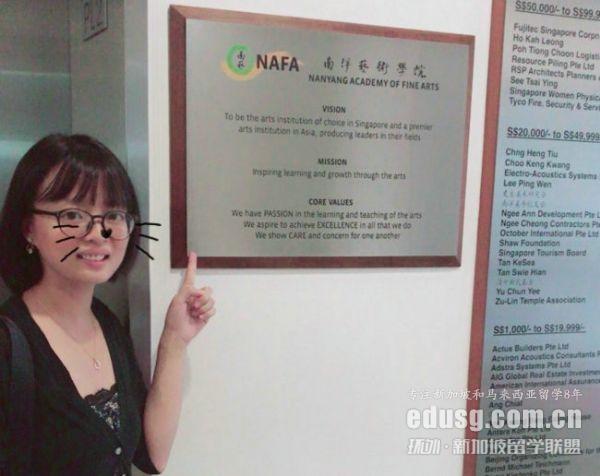 新加坡南洋艺术学院在哪里