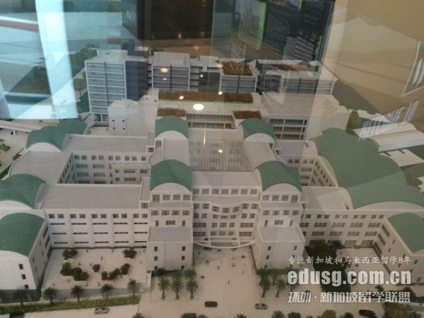新加坡管理学院专业