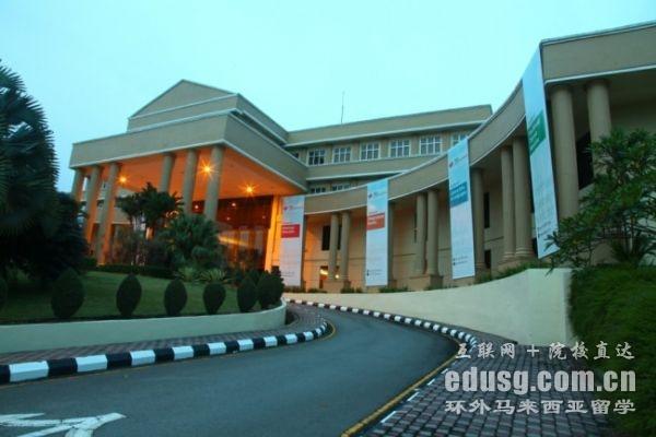 马来西亚英迪国际大学的位置