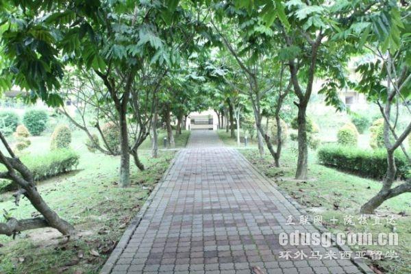 马来西亚大学本科土木工程专业