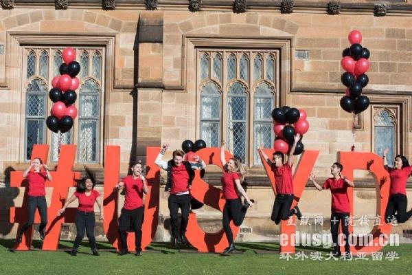 悉尼大学项目管理排名