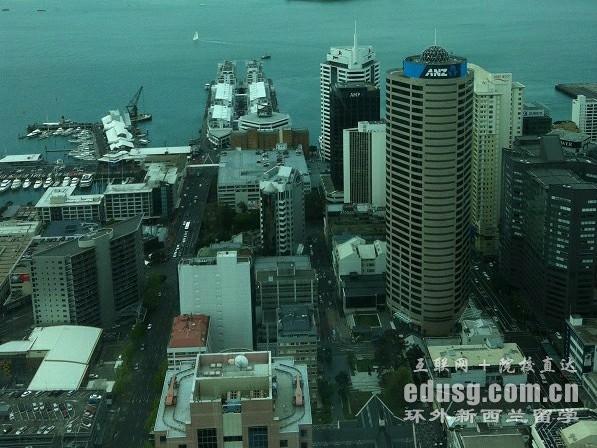 新西兰留学什么专业比较好