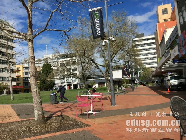 在新西兰读大学生活费