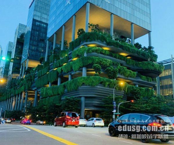 新加坡金融专业最好的学校