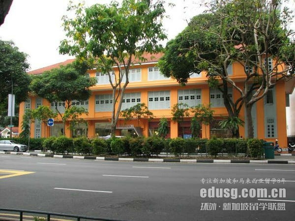 新加坡有什么艺术学院