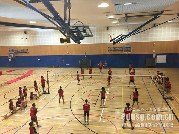 新加坡国际小学入学条件
