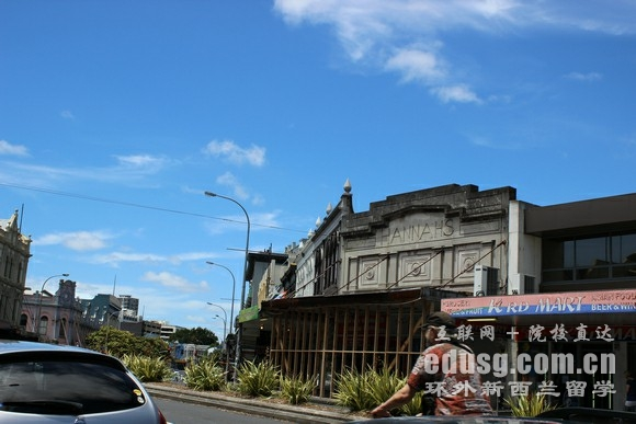 2020新西兰高中排名