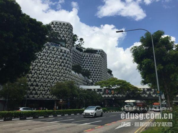 新加坡大学申研条件