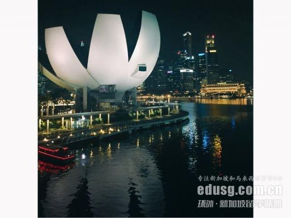 新加坡国立大学会计硕士