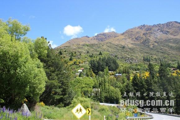 新西兰旅游专业本科院校