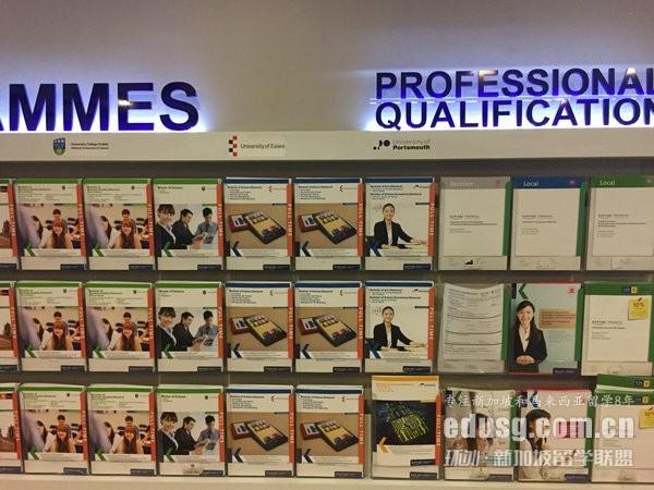 新加坡商科研究生费用