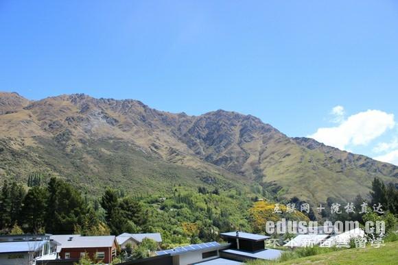 新西兰研究生留学一年费用