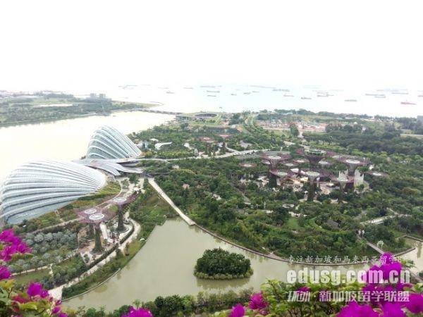 去新加坡读研究生要几年