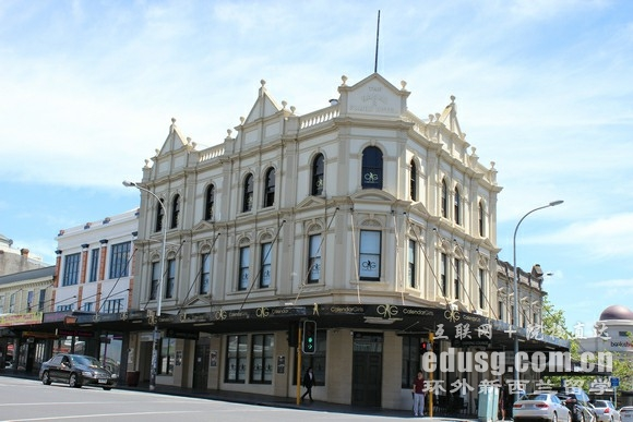 本科留学新西兰