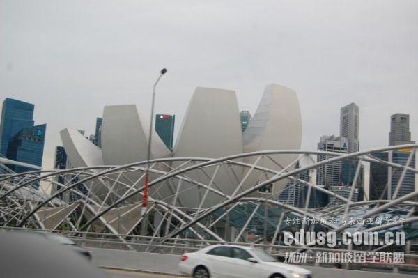 新加坡私立本科留学条件
