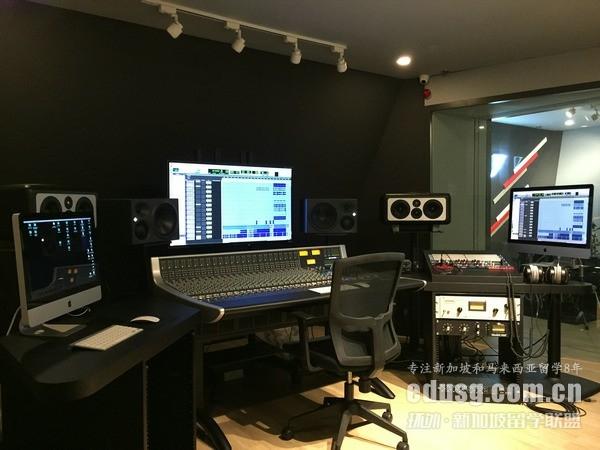 新加坡音乐专业就业前景