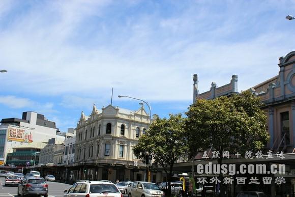 新西兰最新大学排名