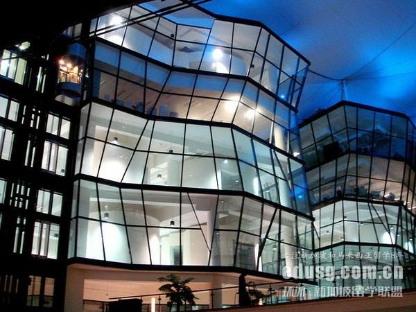 新加坡拉萨尔艺术学院有哪些专业