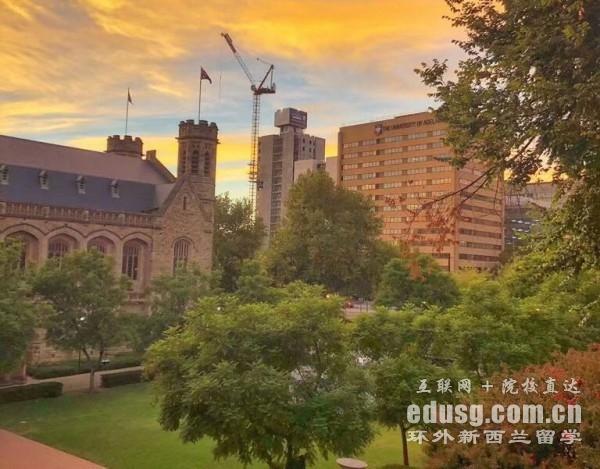 新西兰八大大学世界排名