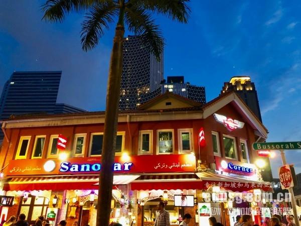 新加坡读研究生一年的费用