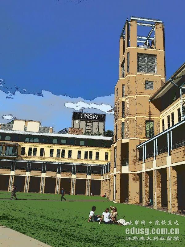 去墨尔本大学留学