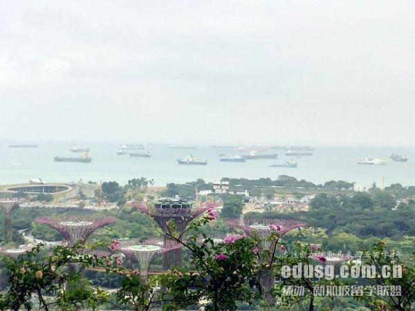 新加坡留学要几年
