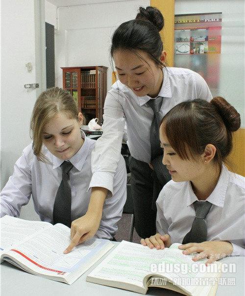 新加坡莎瑞管理学院有本科吗