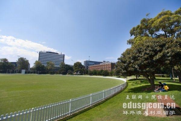 澳洲会计专业大学排名