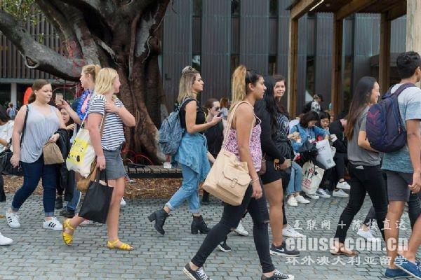 澳大利亚悉尼科技大学世界排名