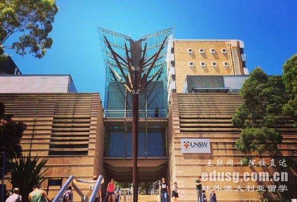 新南威尔士大学金融学