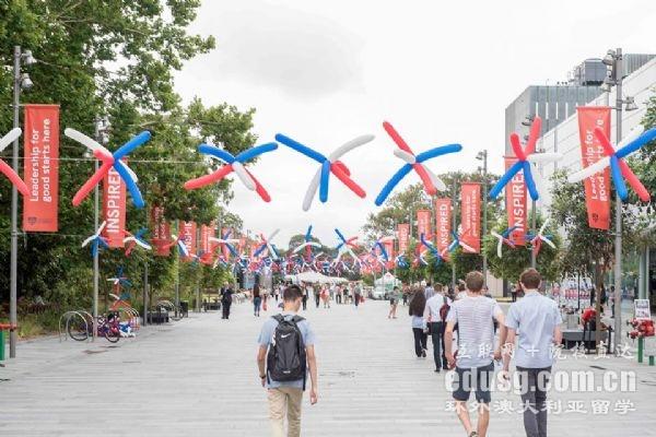 澳洲悉尼大学预科留学