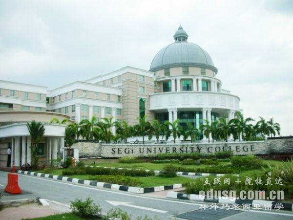 马来西亚世纪大学申请费