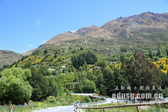 新西兰高中申请条件